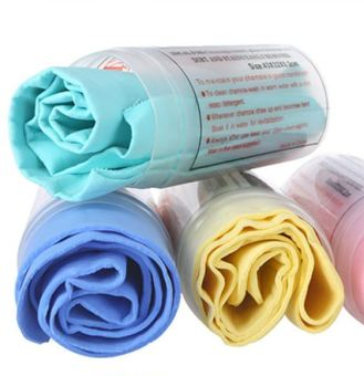 Harga Clean Cham Cloth (L Size) Random Color