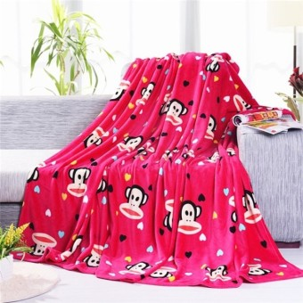 Harga Hello Kitty Cat hello kitty cat KT cat air conditioning blanket air conditioning car is blanket Children's Day gift plush blanket