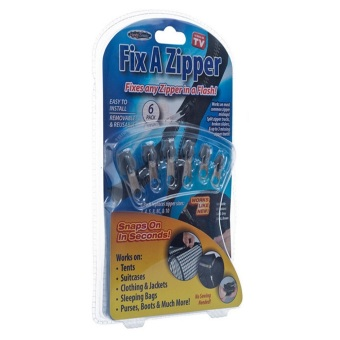 As Seen on TV Fix A Zipper The Instant (Silver)