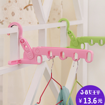 Harga Outdoor travel multifunctional portable hook slip hangers racks travel abroad travel home