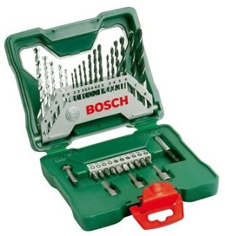 Harga Bosch 33pcs Mixed Bits Set