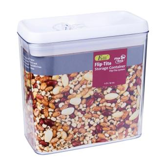 Harga Felli Flip Tite Rectangle Container 2.7l