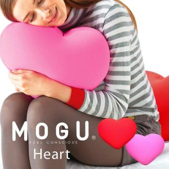 Harga Mogu Heart Cushion (Pink)