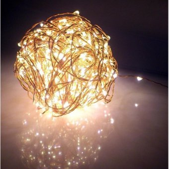 Harga 3 Meters 30 LED string light - intl