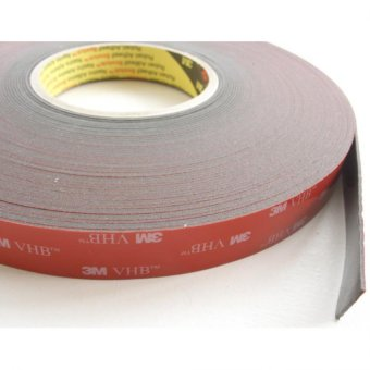 Harga 3M™ VHB™ Tape 4611 Gray, 1/2 in x 36 yd, Double Sided Tape
