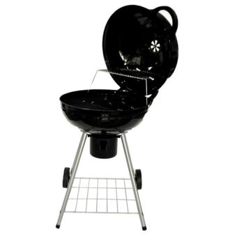 Harga The Home Shoppe 22'' Round BBQ Grill (Black)