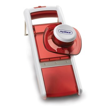 Harga Zyliss Smart Guard Slicer (Red)