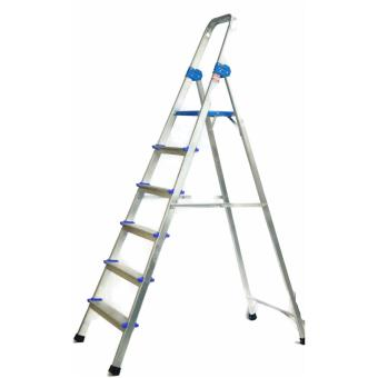 Harga Winsir Aluminium Household 6 Steps Ladder