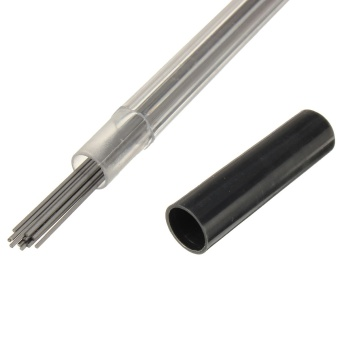 Harga 0.7mm 2B pencil refill special black / automatic refill pencil lead hardness: 2B pencil lead color: black Product dimensions: 0.7MM * 1200MM - intl
