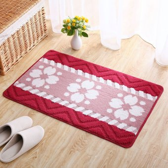 Harga Door mats bathroom door mat doormat bathroom absorbent mats bathroom mat toilet mat