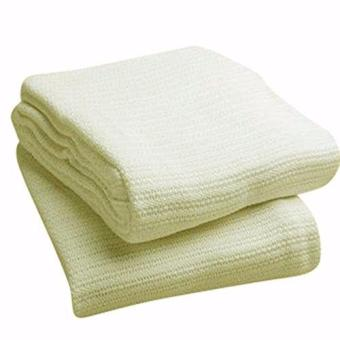 Harga NILE VALLEY HOTEL 100% COTTON THERMAL BLANKET