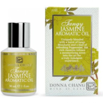 Harga Donna Chang Tangy Jasmine Aromatic Oil 30ml