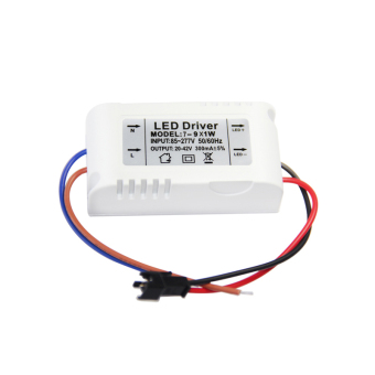 Harga External Constant Current LED Driver 7~9*1W Output Voltage 21~32V P-LD-9W