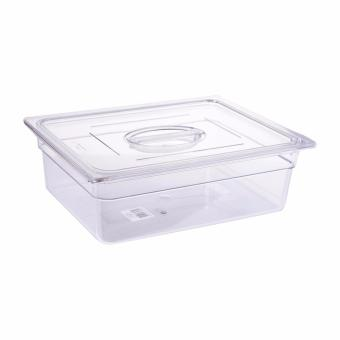 Harga Sunnex Polycarbonate Gastronorm Container With Cover 6.0l