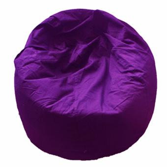 Harga Winning Adult Size Tear-drop design Beanbag (Purple)
