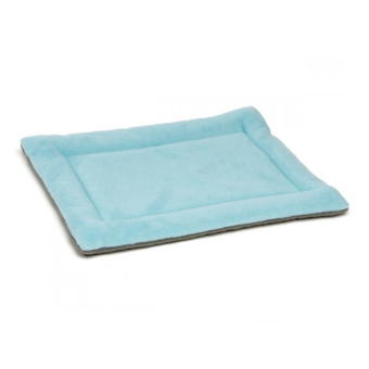 Harga Soft Material Dogs Mat Pets House Warming Bed Puppy Sleeping Nest Size XL (Blue)