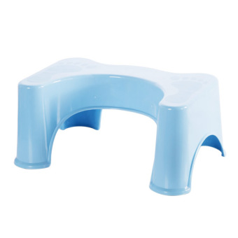 Home home plastic toilet feet stool children's pit stool home bathroom thick such as toilet stool squat will plastic stool