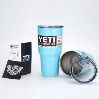 Harga Fisca Stainless Steel 30 oz Yeti Beer Cups Coffee Cups Mugs - intl