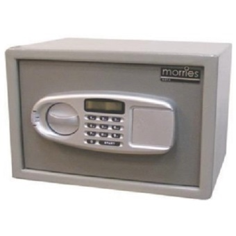 Harga Morries Digital Safe Box-10kg MS-25DW