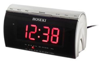 Harga Hoseki H-5021 Digital Alarm Radio Clock