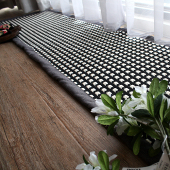 Harga Cotton Special woven edging mats