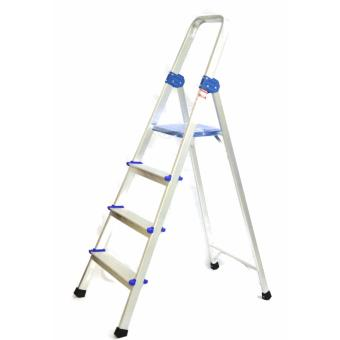 Harga Winsir Aluminium Household 4 Steps Ladder