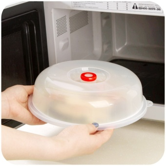 Harga Home home microwave oven special heating Wangai fresh cover refrigerator bowl cover plate cover plastic food cover oil cover