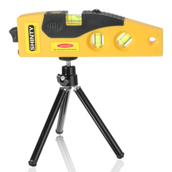 Cross Line Laser Levels Measure Tool With Tripod Rotary Laser Tool Spirit Level - intl