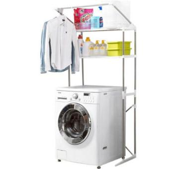Harga NEW DESIGN !! Mega Extendable Washing Machine Rack