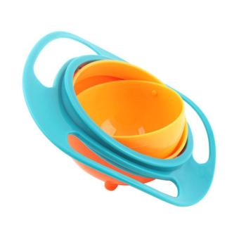 Harga High Quality Store New Gyro Bowl No Spilling Bowl Great Fun for Baby Kids New