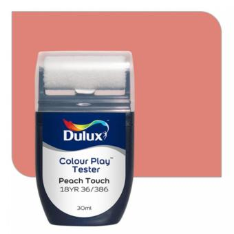 Harga Dulux Colour Play Tester Peach Touch 18YR 36/386