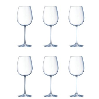 Harga Chef and Sommelier OENOLOGUE EXPERT Wine Glass 35cl, 6pcs