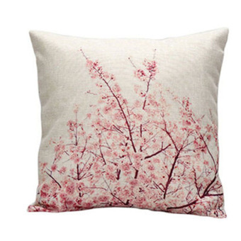 Sanwood Vintage Cotton Linen Pillow Case Cushion Cover Home Decor Style 2