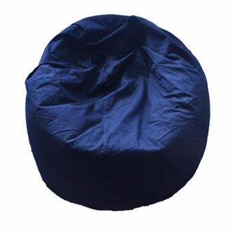 Harga Winning Adult Size Tear-drop design Beanbag (Navy Blue)