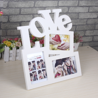 Harga Love pvc three graduation party swing sets