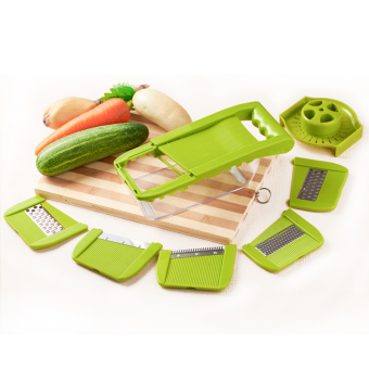Harga Vegetable slicer can adjust the thickness of the kitchen multifunctional shredder grater potato slicer home