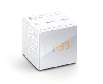 Harga Sony Clock Radio ICF-C1 (White)