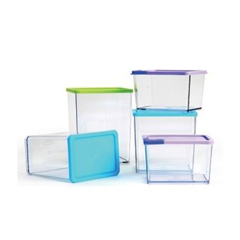 Harga Sunrise Food Container SBP10