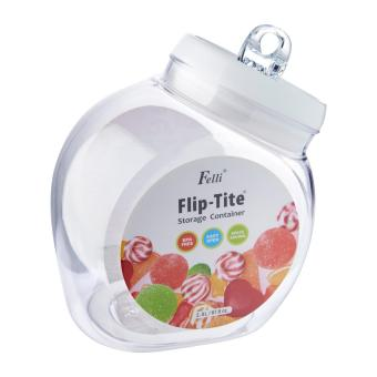 Harga Felli Flip Tite Cookie Jar (2.0l/71oz)
