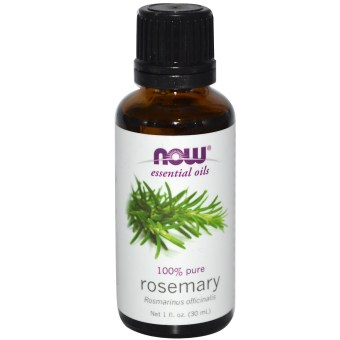 Harga Now Foods, Essential Oils, Rosemary, 1 fl oz (30 ml)