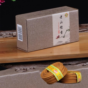 Incense Coil Incense burner fuel aromatherapy - Laoshan sandalwood Incense - intl