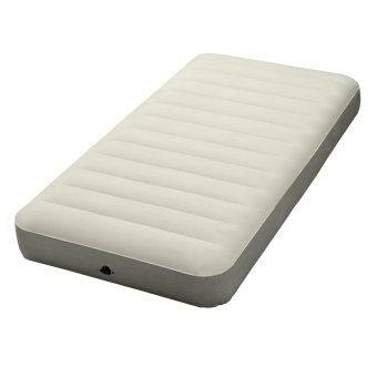 Intex Inflatable Downy Fiber Tech Airbed Mattress - Super Queen