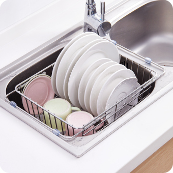 Yousiju Stainless Steel Kitchen Drying Rack
