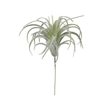 LumiParty Artificial Pineapple Grass Air Plants Fake Flowers as Home Wall Decoration Specification:?16 * H20