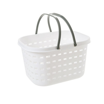 Harga Plastic portable laundry basket