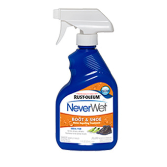 Rust-Oleum Clear Never Wet Spray Boot & Shoe
