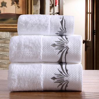 Extra Large Extra Thick Cotton Towel Three-piece set