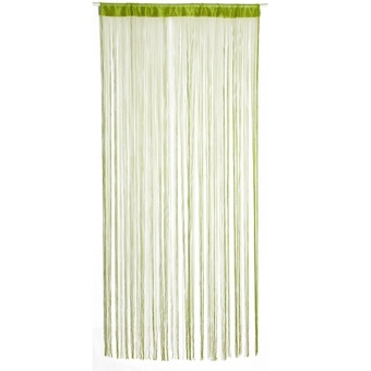 String Curtains Patio Net Fringe for Door Fly Screen Windows Divider 100*200cm - intl
