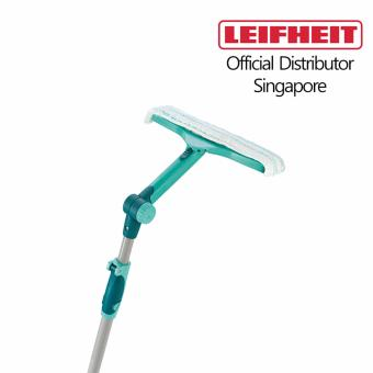 LEIFHEIT L51120 WINDOW & FRAME CLEANER W/TELESCOPIC HANDLE