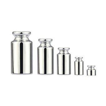 Weight 1g 2g 5g 10g 20g Chrome Plating Calibration Gram Scale Weight Set for Digital Scale Balance - intl